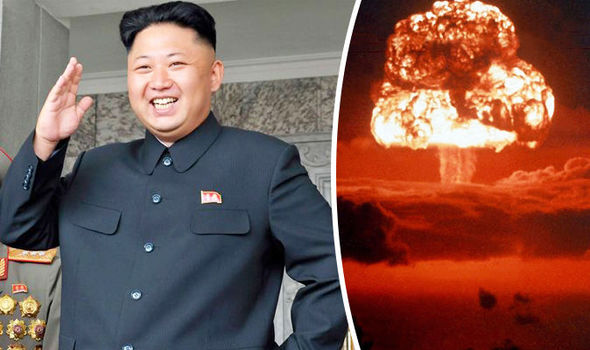 WORLD ON THE EDGE: Kim Jong-un is preparing ANOTHER nuclear test, satellite images show