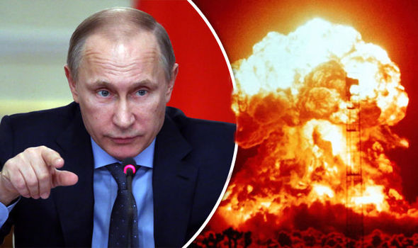 NUCLEAR WARNING: Putin tests vehicle that can BLAST past missile defences & fire NUKES