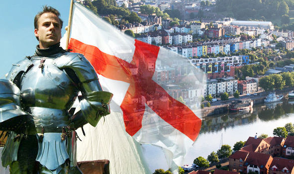 Anger as council officials say UK city is 'too multicultural' to celebrate St George's Day
