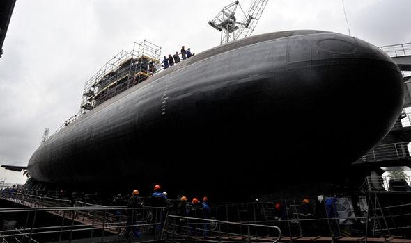 Submarine-520378