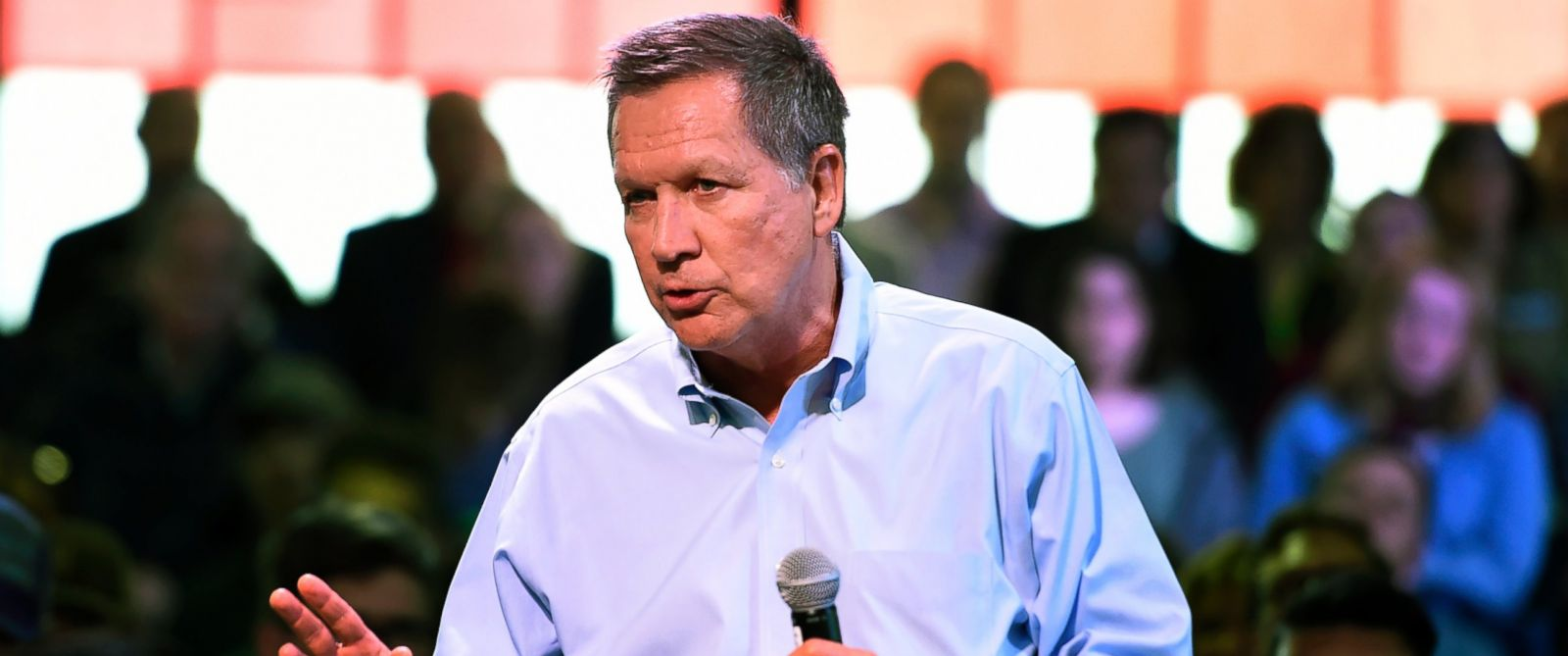 Kasich: Republicans Who Are 'Scaring' Hispanic Voters May Hurt GOP in General Election