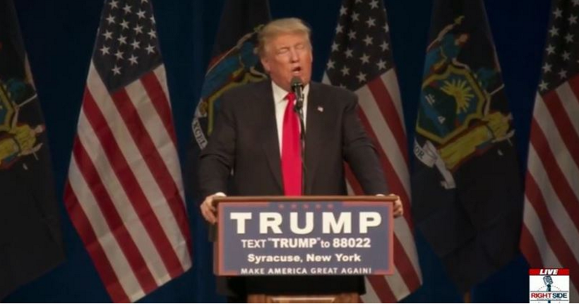 Donald Trump Warns RNC: Straighten up or Going to be a Rough July…