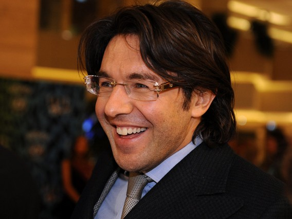 Andrei Malakhov showed rare photos of his wife