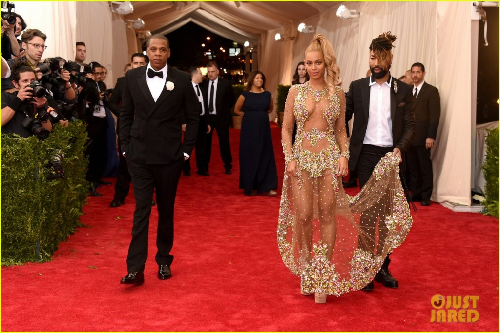 NEW YORK, NY - MAY 04:  Jay Z and Beyonce attend the