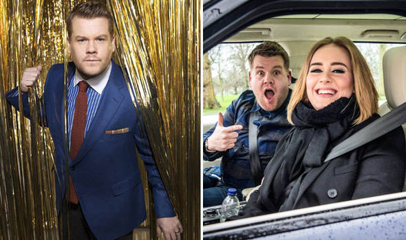 America's favourite Brit: James Corden beat the odds with his US show