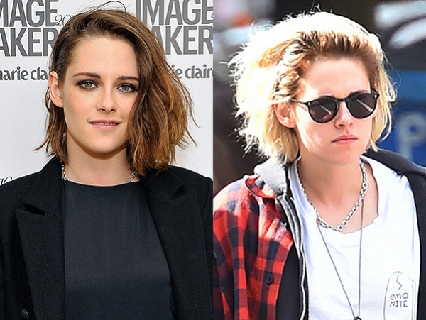 "Kristen Stewart joined the ""army"" blondes: the actress has changed the way"