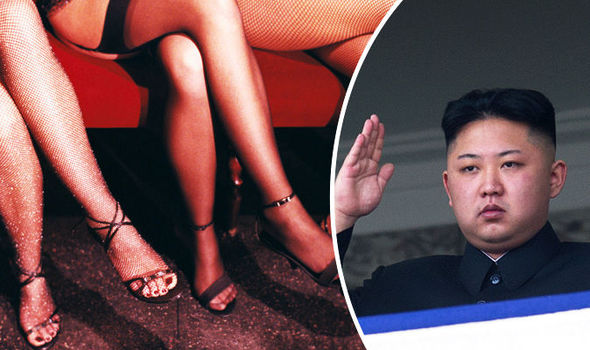 Inside Kim Jong-un's 'pleasure squad': Girls as young as THIRTEEN chosen for sex parties