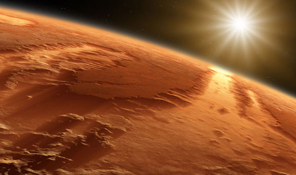 One step closer to life on Mars: Real-life 'Tony Stark' planning Red Planet rocket by 2018