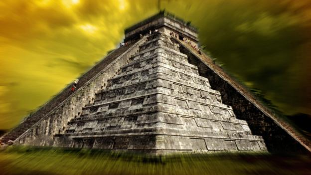 What really wiped out the Maya?