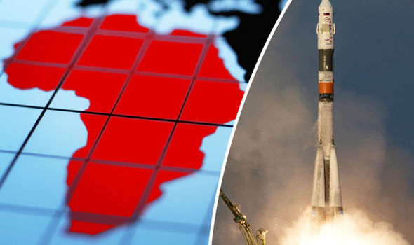 Foreign aid farce! Britain gives BILLIONS to African countries planning space missions