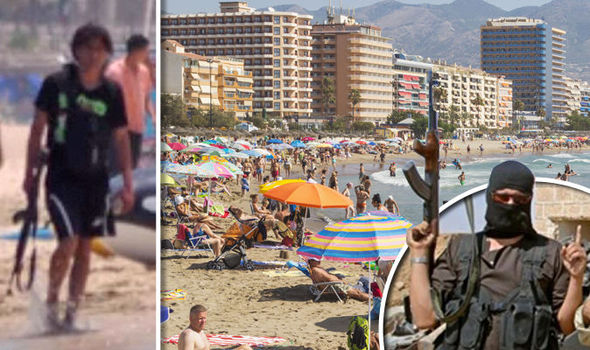TERROR ON THE BEACH: Spain, France and Italy named as jihadi targets by intelligence chief