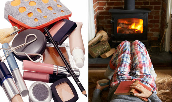 Did you know you could use your LIPSTICK to start a fire? Household beauty hacks revealed