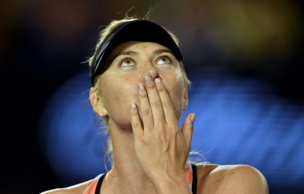 Maria Sharapova may not play again, says Russian official