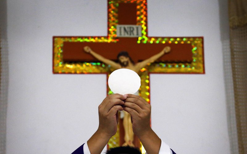 China's Crackdown on Christian Churches