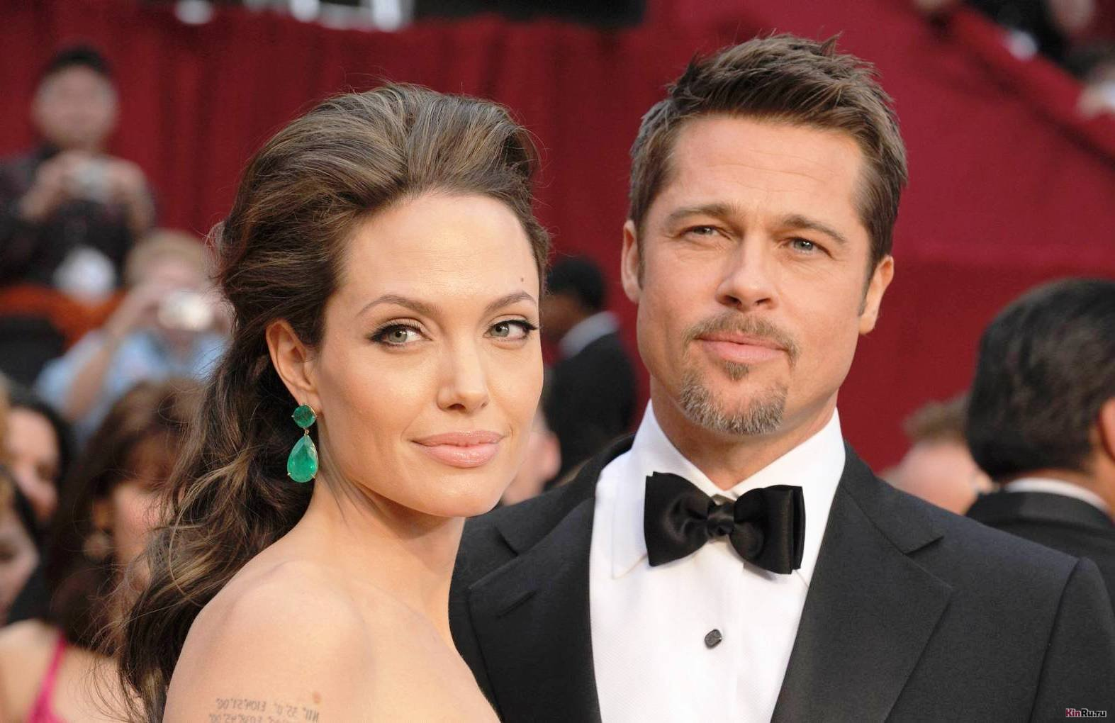 Daughter of Angelina Jolie wants to be a boy
