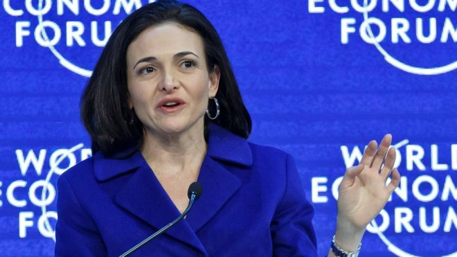 Facebook's Sheryl Sandberg in single mothers plea