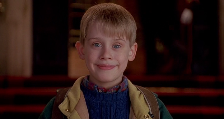 The star of the movie Home alone began changing (photo)