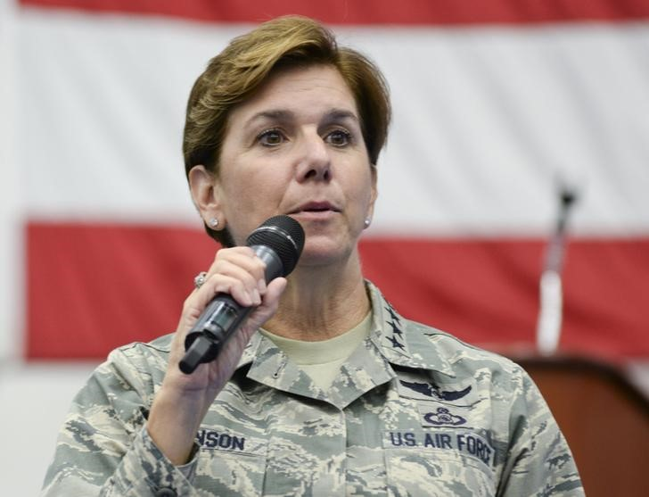 Air Force General Becomes First Woman To Lead Combatant Command
