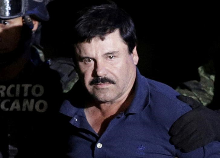 Mexico Drug Boss Chapo Files Legal Challenge Against Extradition: Media
