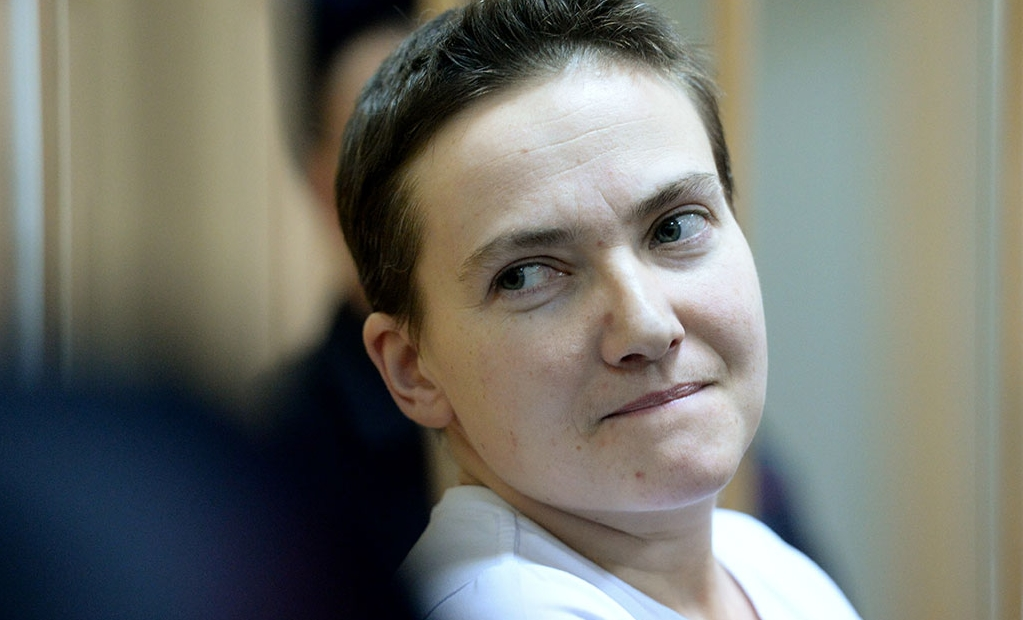 Nadiya Savchenko: Russia frees Ukraine servicewoman