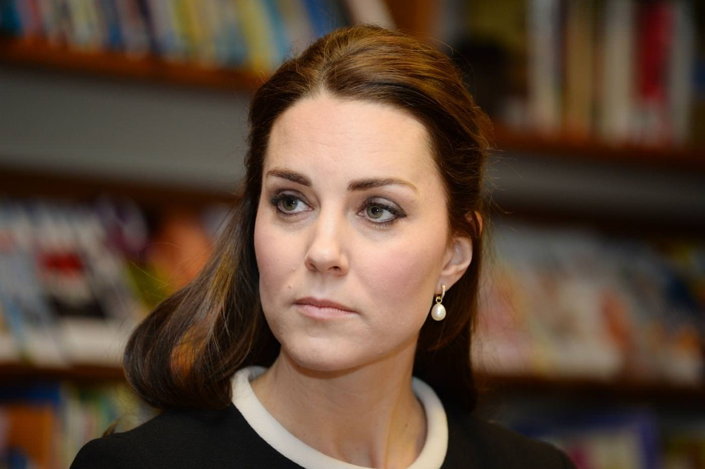 Wasted Kate Middleton with the mess on the head surprised the whole World