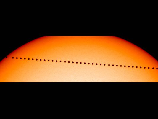 How to see it: Mercury to make rare trip between Earth and sun on Monday