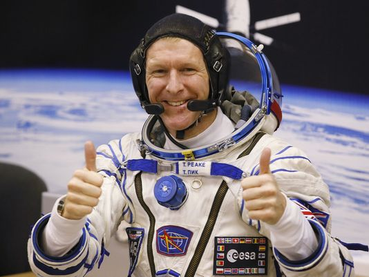 Astronaut feared he'd be left in space if Russian relations broke down