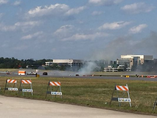 Pilot killed in plane crash at Atlanta-area airshow