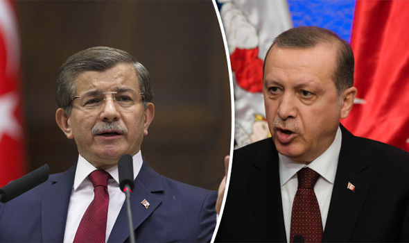 Turkey PM Ahmet Davutoglu to quit amid reports of Erdogan rift