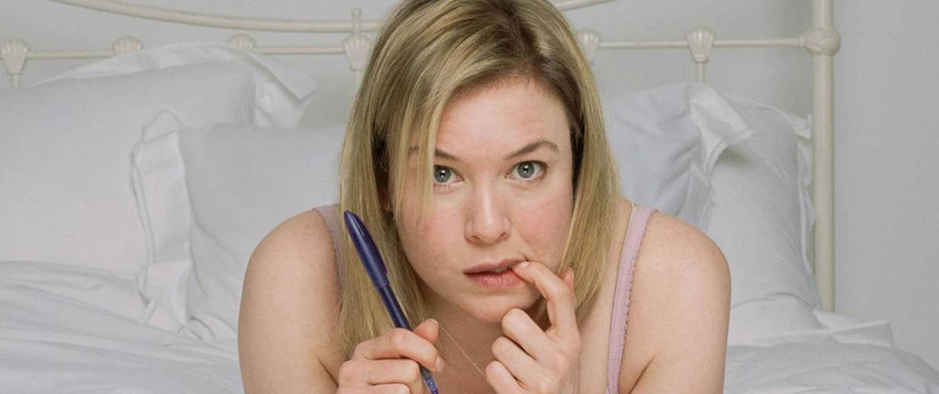 Bridget Jones «tricked» her lips and face