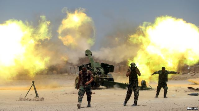 Concerns Over Civilian Suffering as Iraqi Forces Surround Fallujah