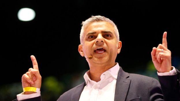 Elections: Labour's Sadiq Khan elected London mayor