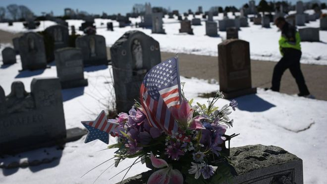 What's killing white middle-aged American women?