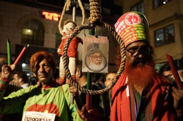 Motiur Rahman Nizami: Bangladeshi Islamist leader hanged