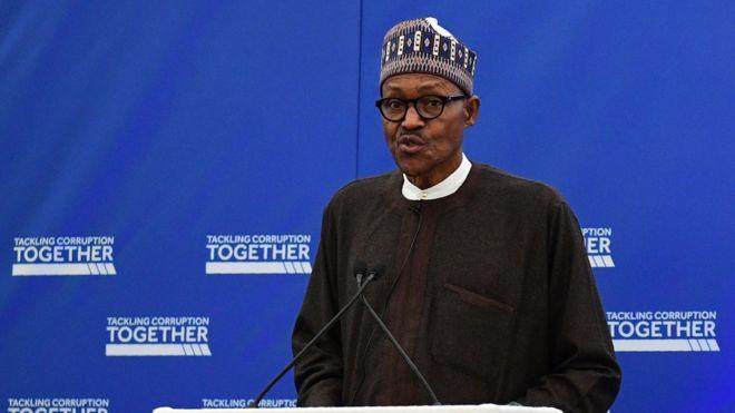 Nigerian President Buhari 'not demanding' Cameron apology