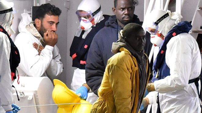 Migrant tragedy: Anatomy of a shipwreck