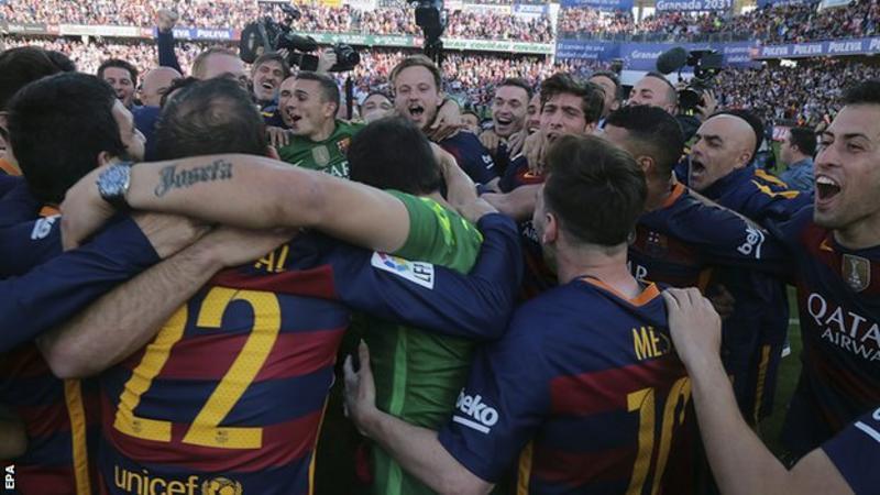 Barcelona win La Liga: Real Madrid boss admits rivals deserved to win