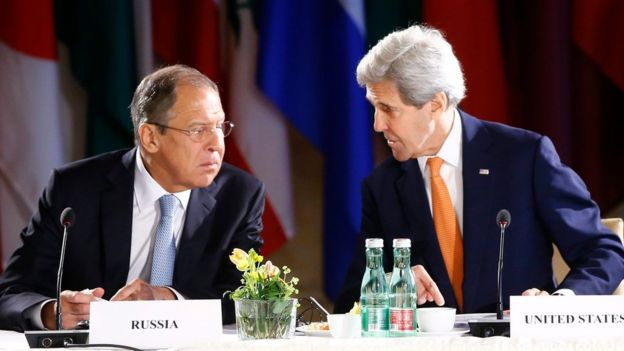 Syria conflict: World powers seek to revive peace talks