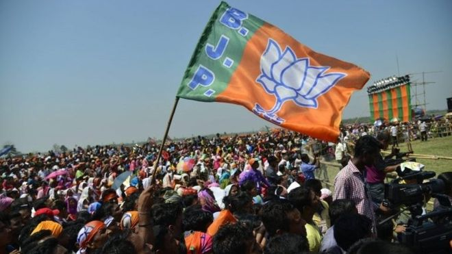 India's BJP leads in Assam elections