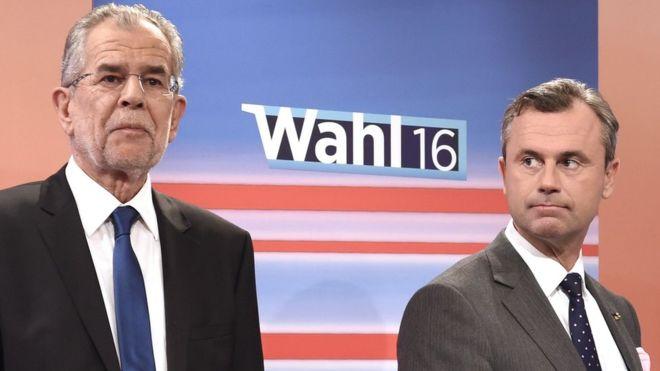 Austria presidential vote: Postal ballots to decide result