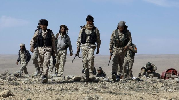 Syria conflict: Kurds launch campaign north of IS-held Raqqa
