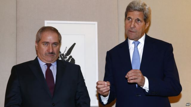 Kerry in Geneva in Bid to Bolster Syria Cease-fire