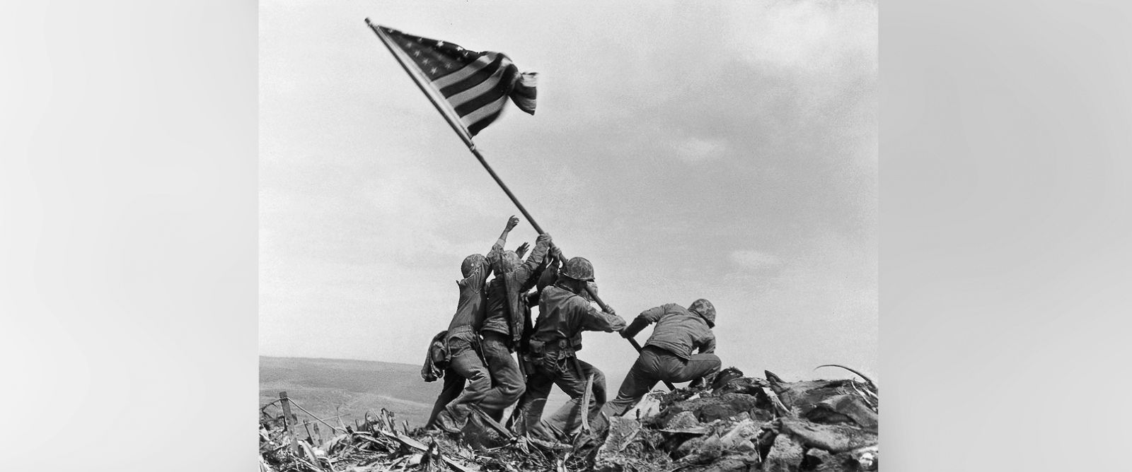 'Flags of Our Fathers' Author Convinced His Father Was Not in Iconic Iwo Jima Photo