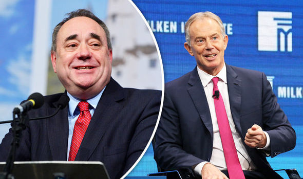 IRAQ INQUIRY: Tony Blair should be IMPEACHED by report into conflict, Alex Salmond says