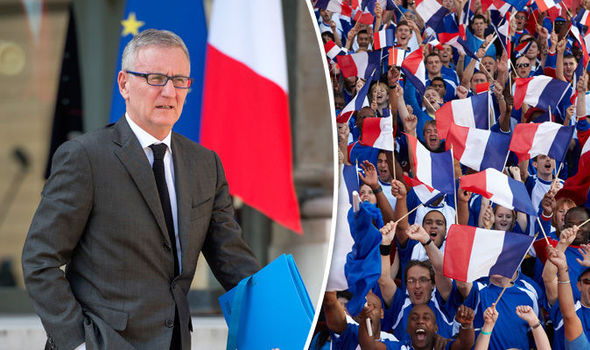 France's Euro 2016 anthem sparks outrage for being written in ENGLISH