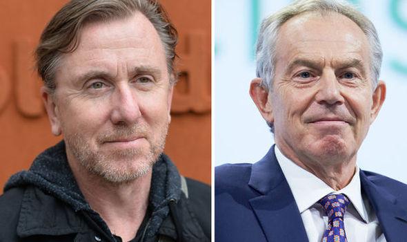 Hollywood star Tim Roth slams Tony Blair and orders him to be JAILED over Iraq War debacle