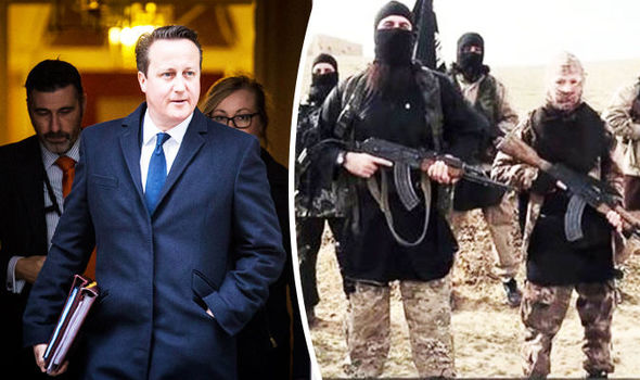 Cameron 'MANIPULATED spy chiefs into claiming Brexit would threaten national security'