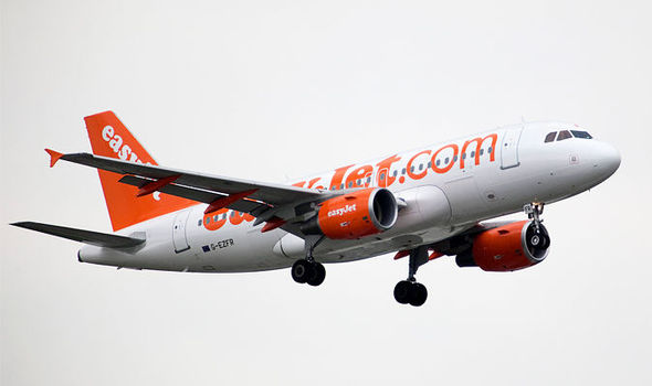 Passenger panic as 'burning smell in cockpit' forces busy flight to make emergency landing