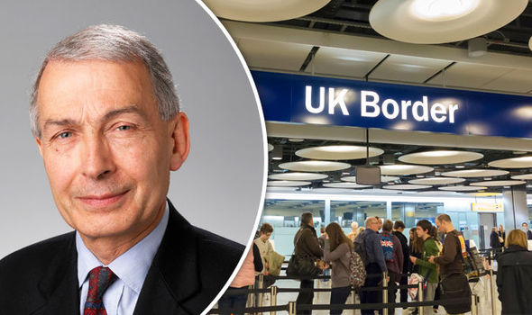 Britain CAN'T tackle mass immigration unless we QUIT European Union, Brexit MP says