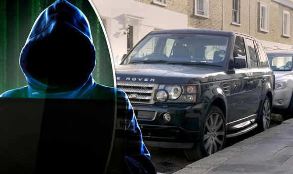WARNING of new car theft trick: Alert as 4x4s and keyless cars targeted by hi-tech thieves